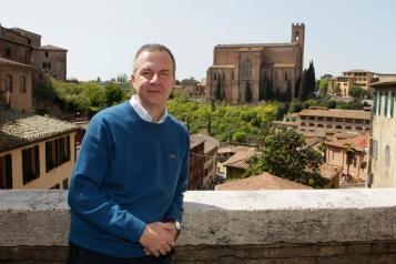 Marco Falorni candidato Sindaco di IMPEGNO per SIENA
