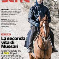 Editoriale de IL SANTO - Solo in Italia si intervistano certi personaggi!!! VERGOGNA!!!