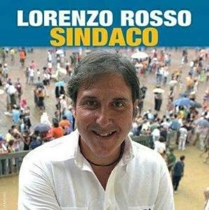 Immagine tratta dal profilo FACEBOOK di ROSSO