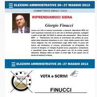 La Rubrica dei RICICLATI - Se voti il Finucci finisce tutto a vino e Tarallucci!!!