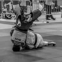Le Foto della Settimana - Rifugiarsi nello sport sano fa stare bene (Cus Siena Judo in Svizzera)