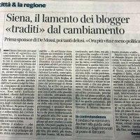 Editoriale de Il Santo - Allegranti... Mha! Il Santo non è deluso...