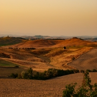 Magica Campagna Toscana